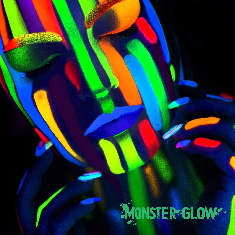 Monsterglow Uv Face Paint