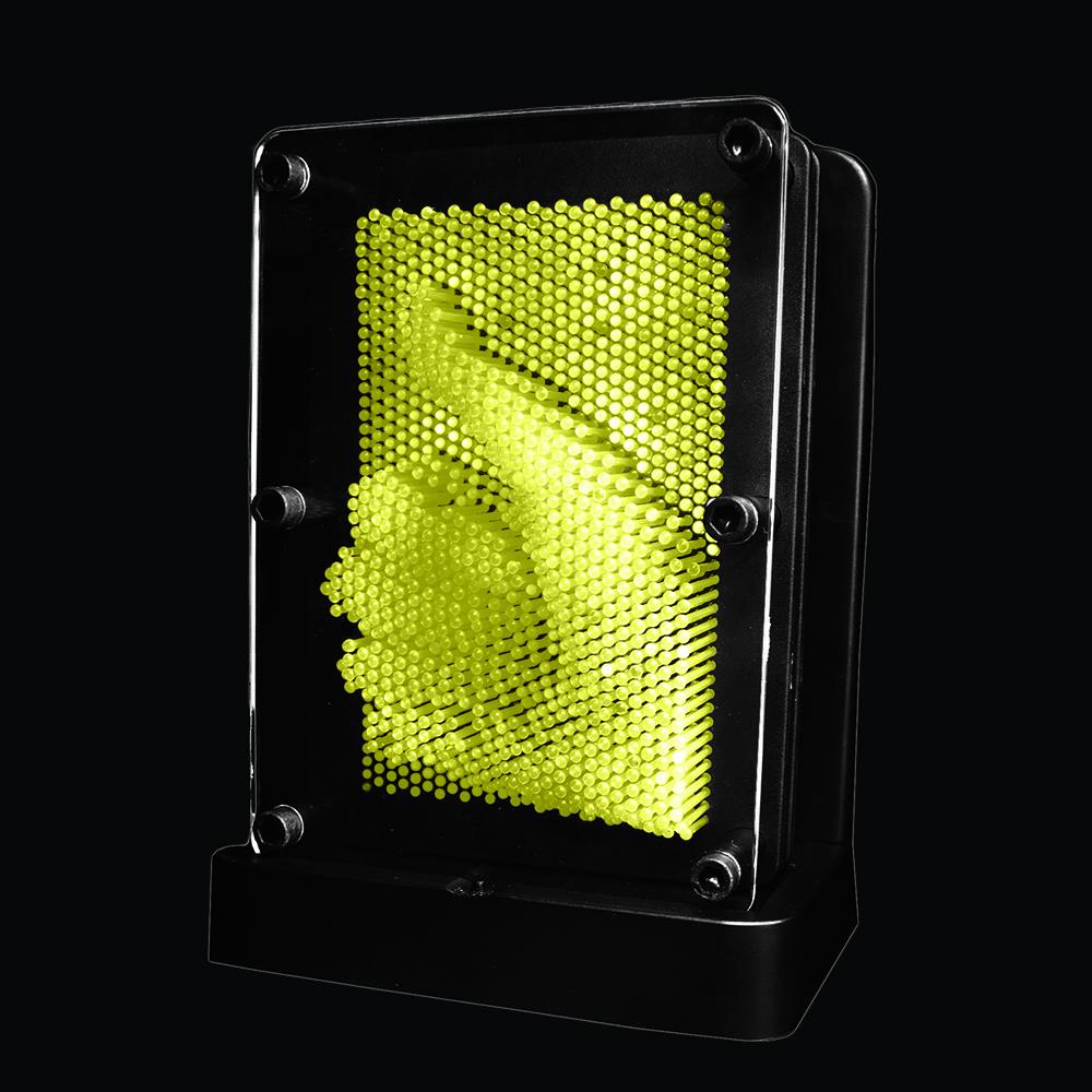 Light Up Pin Art