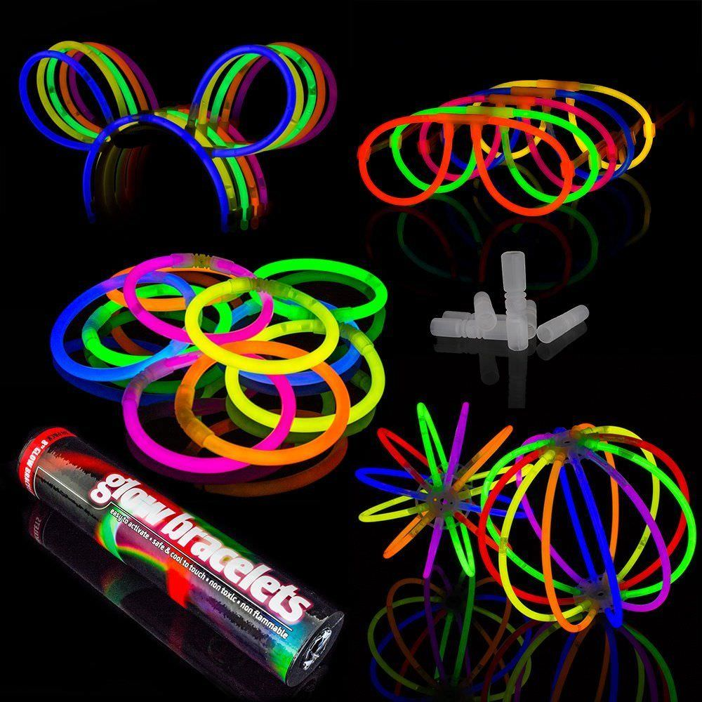 100 Glow Stick Party Pack-3