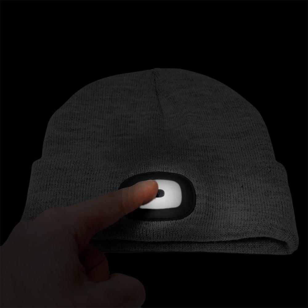 6e8a1f1f1a4 Beamie Light Up Beanie Hat